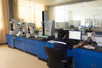 金相剖析室