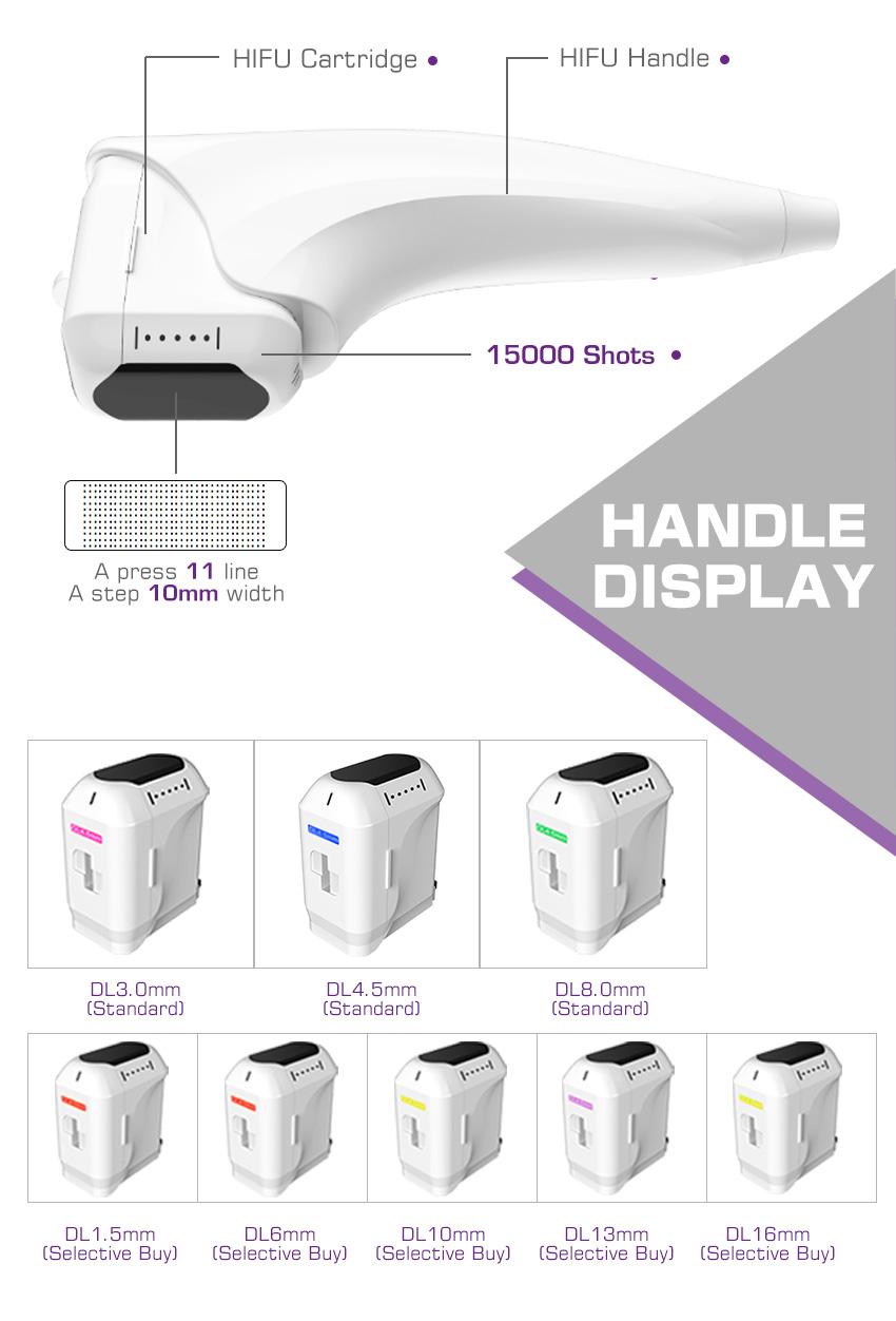 3d hifu machine for sale