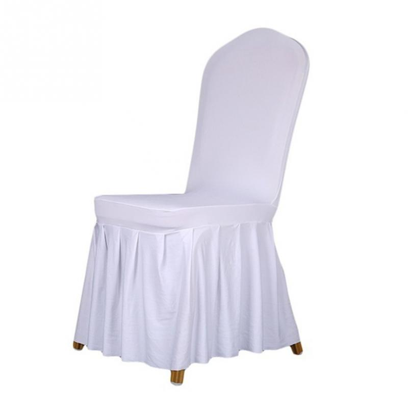 Pleated chair cover3