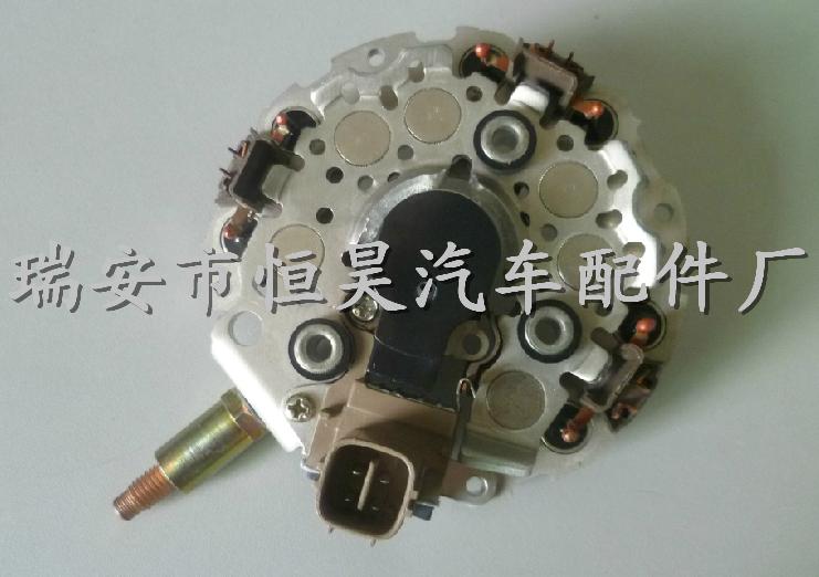 首页 产品展示 汽车发电机整流器 日本电装系列 hnr421rb 整流器