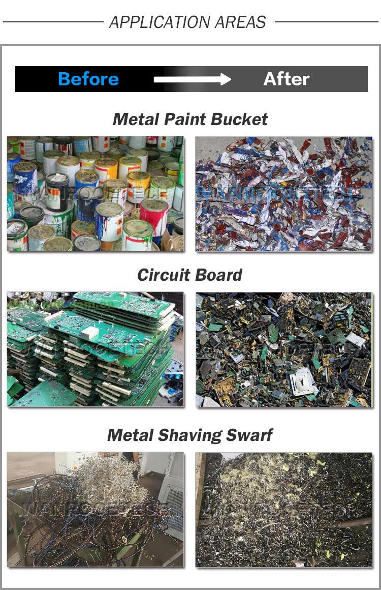 single shredder application