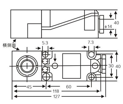 LMF37 Inductive proximity sensors