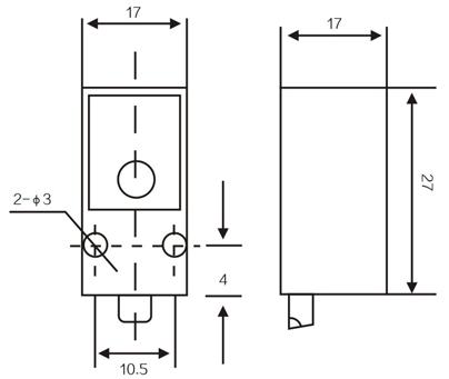 LMF2 Inductive proximity switches sensors