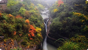 Reaches agreement at Taihang Grand Canyon,lighten your double festival holiday