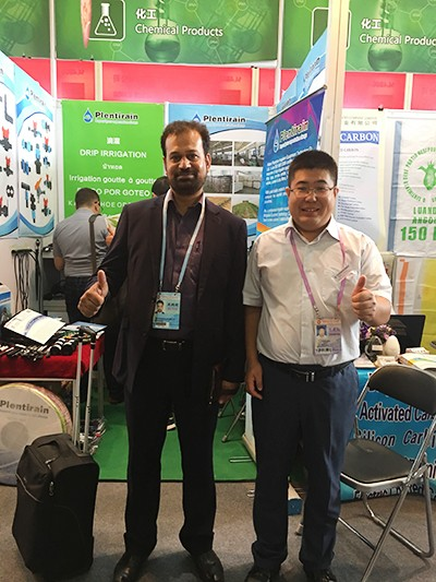 Drip irrigation expet debuts in 120th Canton Fair (3)
