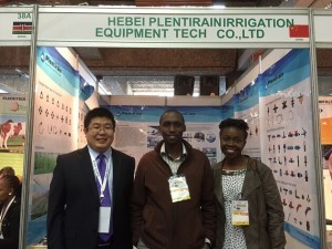 Plentirain has successfully participated in Agritec Africa 2017 in Kenya (2)