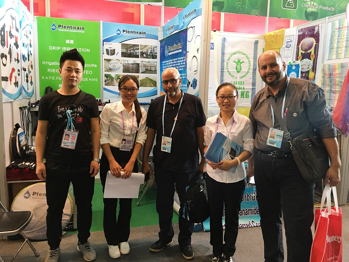 Drip irrigation expet debuts in 120th Canton Fair (4)