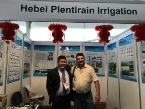 Plentirain has successfully attended AGRO- 2018 in Ukraine (2)