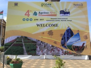 Plentirain has successfully participated in Agritec Africa 2017 in Kenya