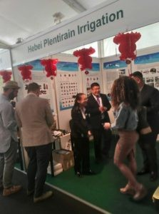 Plentirain has successfully attended AGRO- 2018 in Ukraine (4)