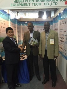 Plentirain has successfully participated in Agritec Africa 2017 in Kenya (4)
