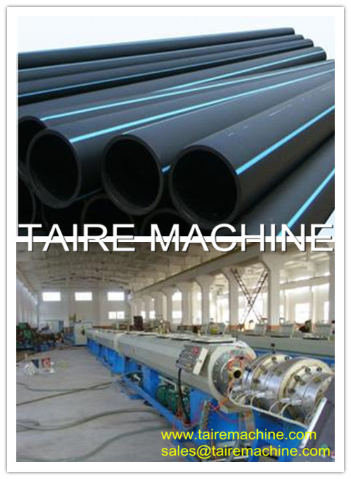 HDPE pipe production line5.jpg & HDPE pipe production linehdpe pipe extrusion line - plastic pipe ...