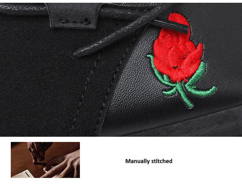 black canvas shoes EMAOR